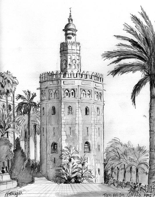4    Torre del Oro