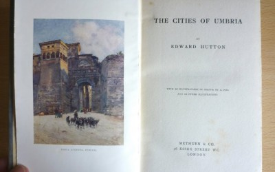 Impressions of the Cities of Umbria