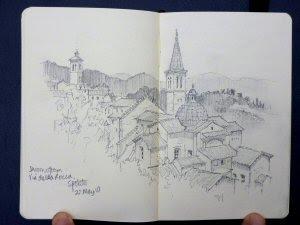 Saturday 22 May   Spoleto