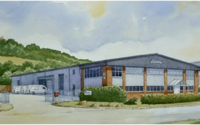Plantec Distribution Warehouse