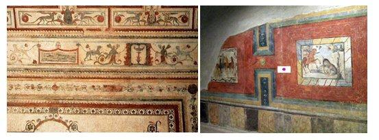 CHEDWORTH ROMAN VILLA – an unusual commission.
