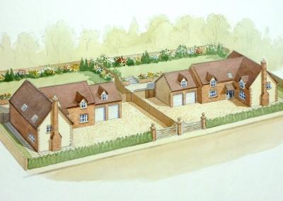 Alkerton Farm building plot