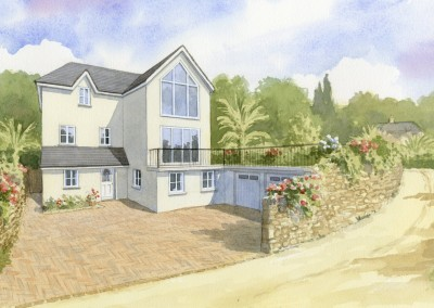 Cornwall New Build