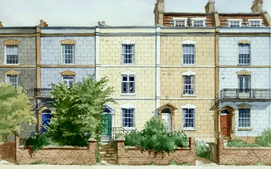 Bristol Terraced Houses