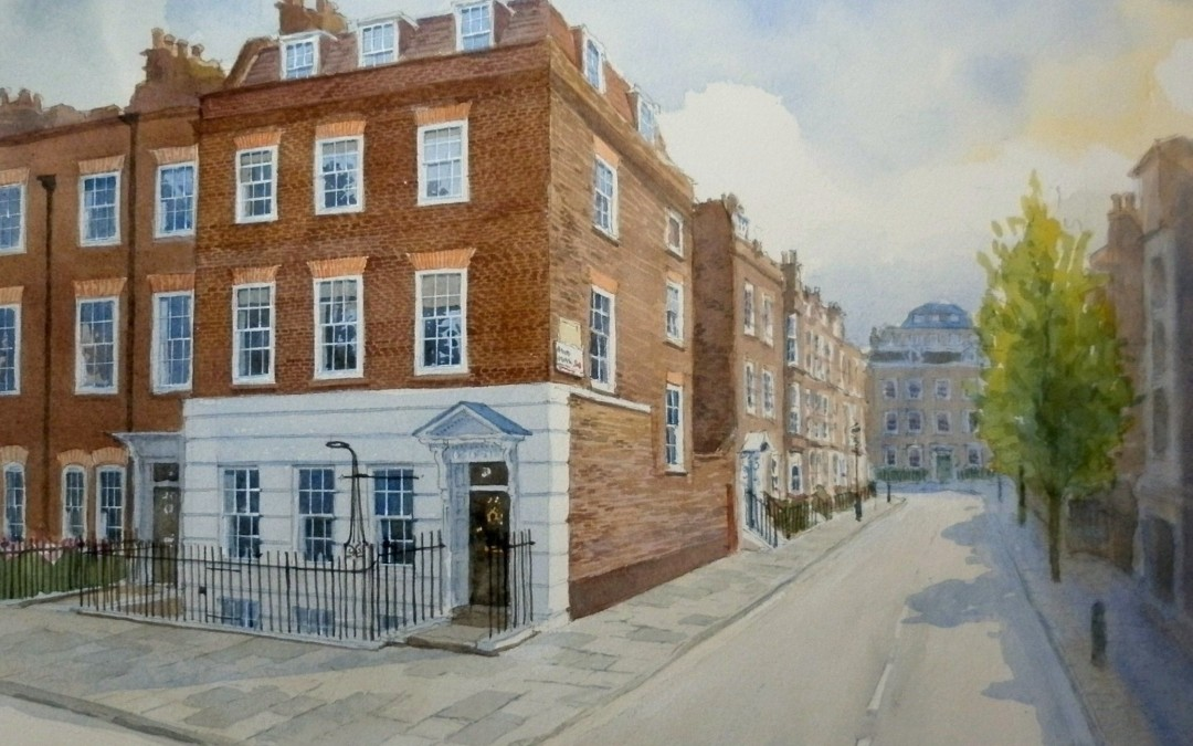 London Houses SW1