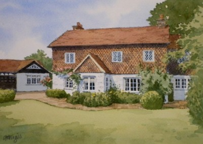 Decorative Country Cottage