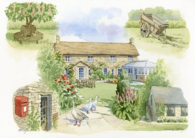 Cotswold Montage
