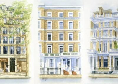 House Portraits, London