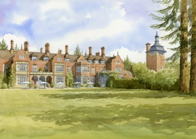 Tylney Hall Hampshire
