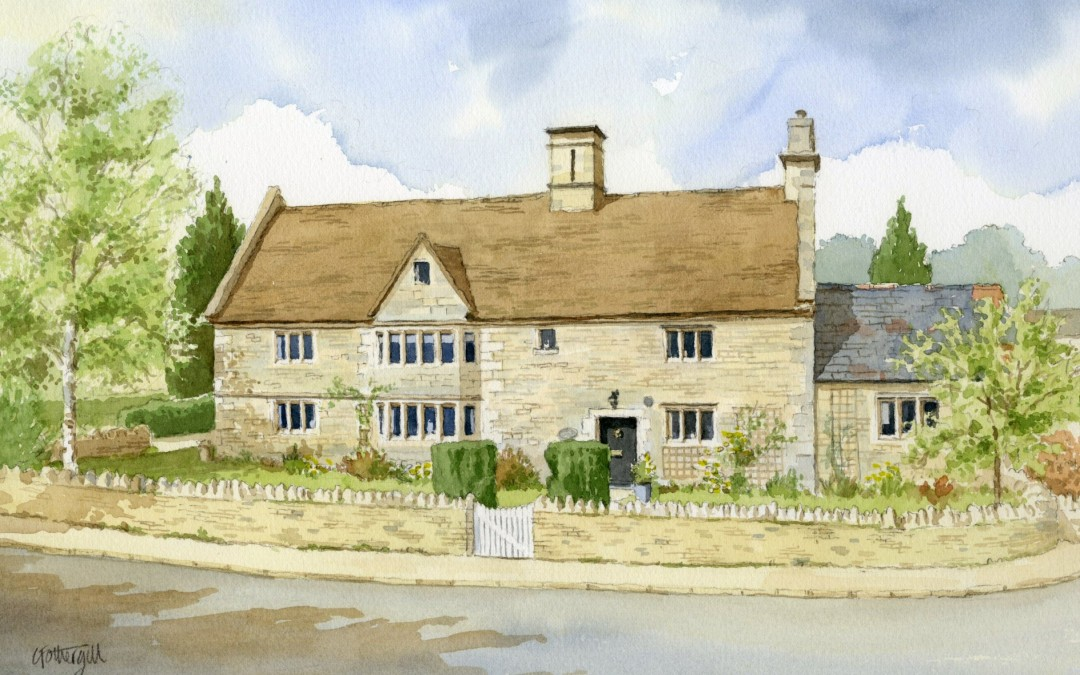 Cotswold Manor Farm
