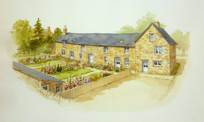 Oxfordshire Cottages