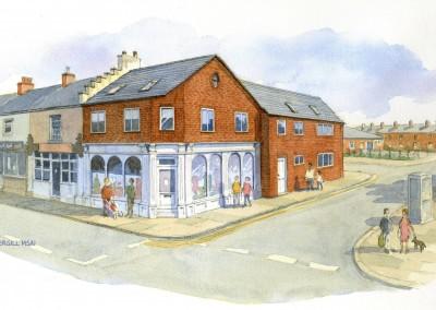 Corner Shop – Liverpool