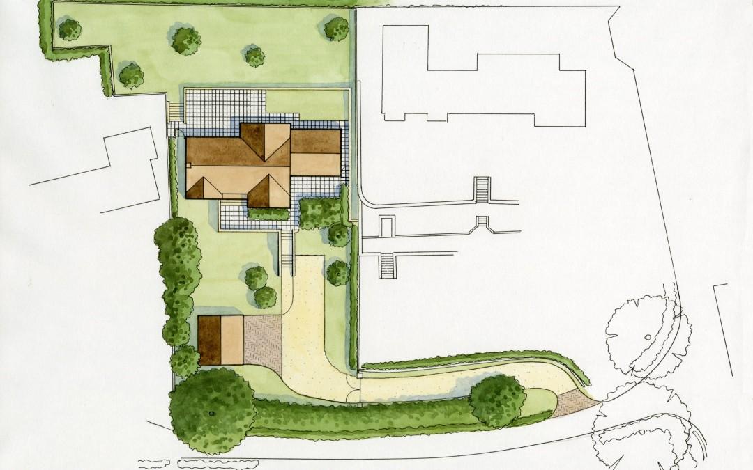 Site Plan Painswick