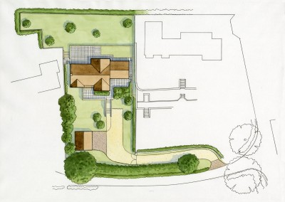 Site Plan Painswick