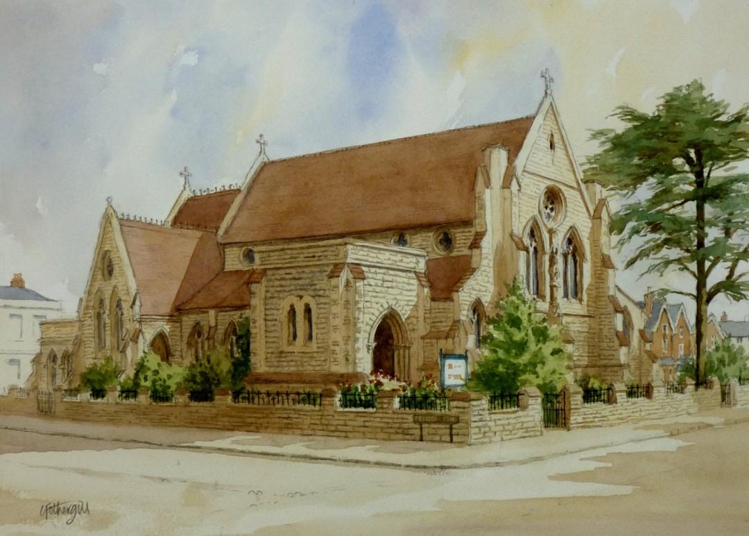 St Stevens Church, Tivoli