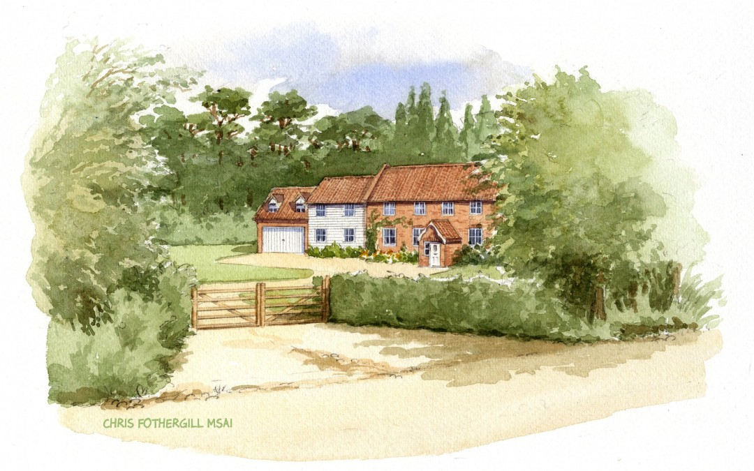 Suffolk Farmhouse