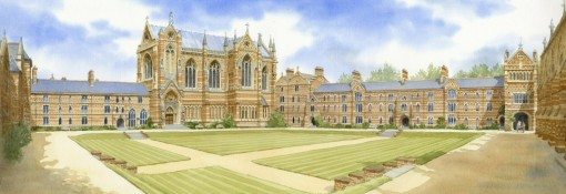 keble-college-print