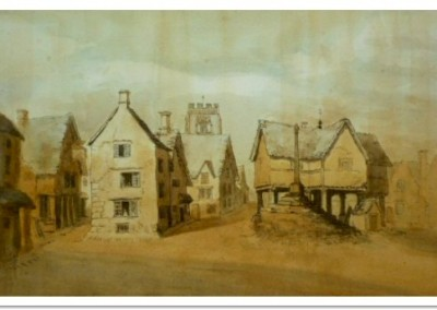 Northleach Market Place