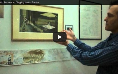 Artist in Residence at Chipping Norton Theatre