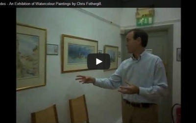 Facades – An Exhibition of Watercolour Paintings
