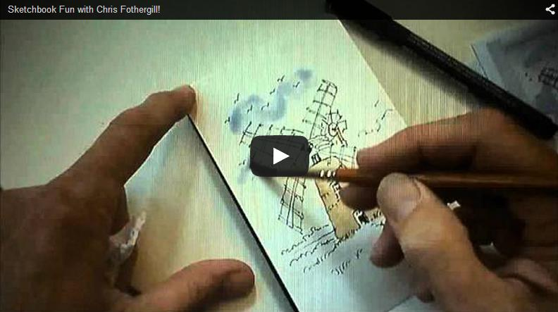 Windmill Sketch Tutorial
