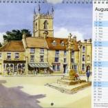 Cotswolds-Calendar-August-2018