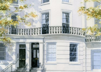 Town House in Brighton