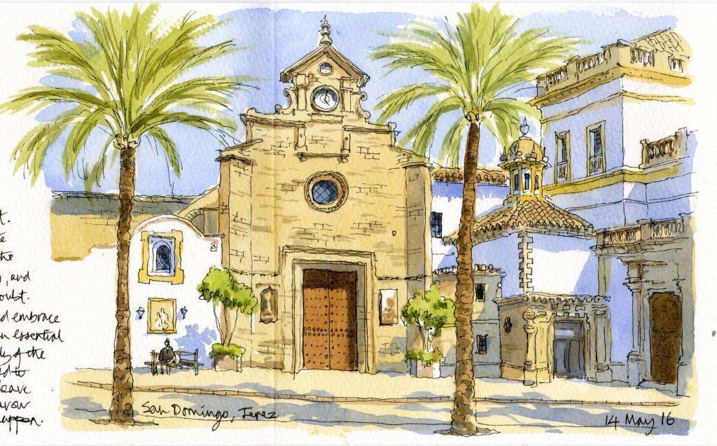 San Domingo Jerez