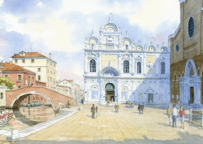 Campo SS Giovanni e Paulo, Venice