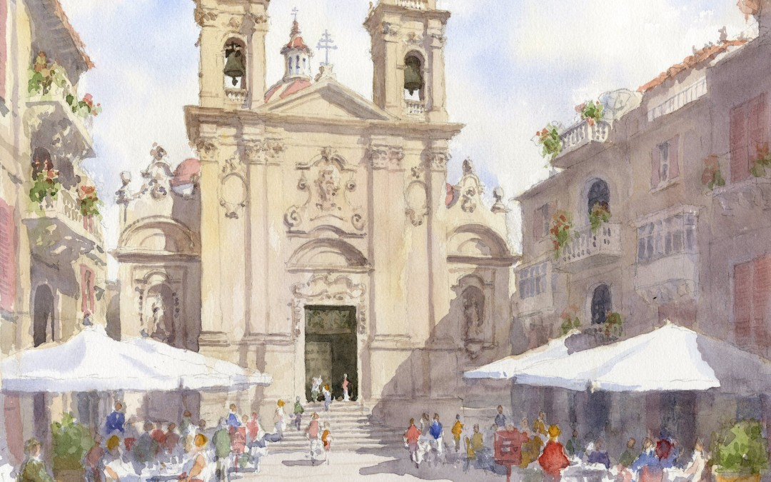 St George's Church, Gozo