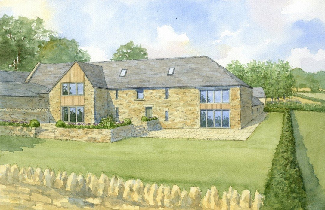 Proposed Cotswolds Barn Conversion