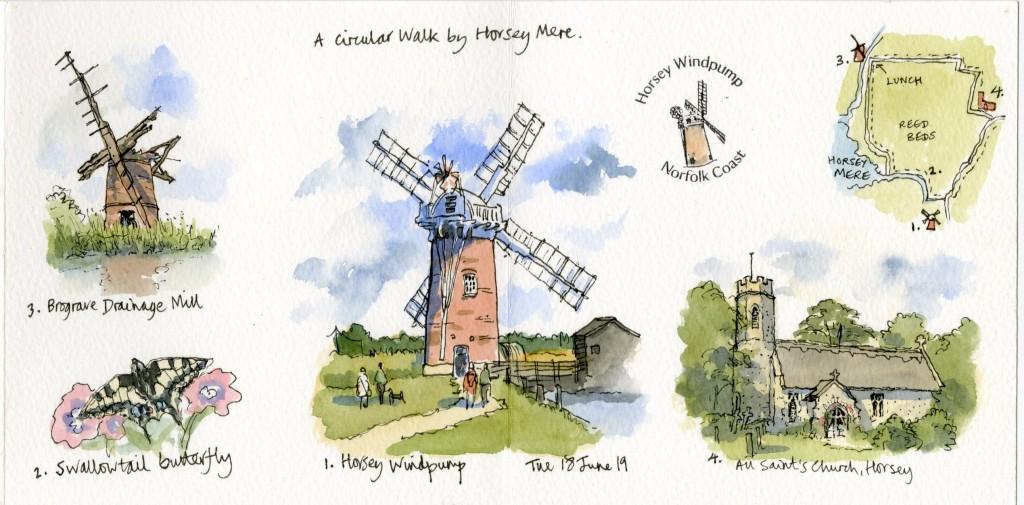 Norfolk-Horsey-Mere-walk