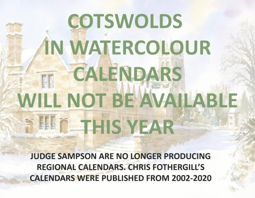 Website notice discontinuing Calendars compOct 20